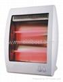 Desktop Electric Room Quartz Heater BQ-101