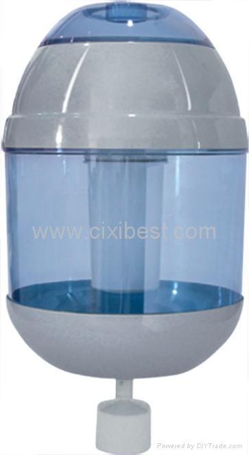 Water dispenser loading mineral water purifier bottle jek for Diy mineral water bottle