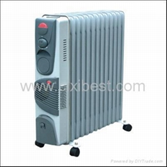 Turbo Fan Heater Oil Filled Heater Radiator BO-1003F