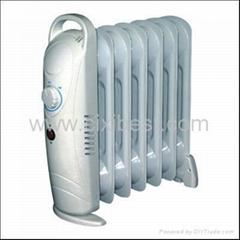 Mini Portable Electric Oil Filled Radiator Heater BO-1017