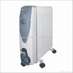 Comfortemp Electric Oil Filled Radiator Heater BO-1015