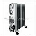 Fan Loading Electric Oil Filled Heater