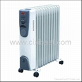 3 heat Setting Room Oil Filled Radiator Heater BO-1003
