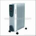 2000W Electric Room Oil Filled Radiator Heater BO-1004