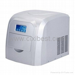 LCD Display Portable Flake Ice Maker Machine BI-205