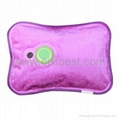Charpie Electric Hot Water Bag Hand Warmer Hot Pack HW-109