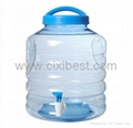 10 Liter Tap Water Gallon Water Bottle Container BQ-05
