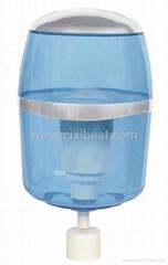 Water Dispenser Mounted Drinking Water Filter Bottle JEK-15