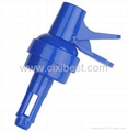 Fast Flow Blue Dispenser Valve Bottle Water Spout  BR-05