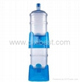 Gallon Water Bottle Jug Rack Holder Bottle Cage BR-08 2