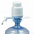 Korea Style Manual Water Pump Bottle