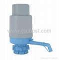 Manual Drinking Bottle Water Pump With