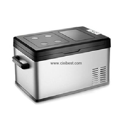 25L 12V 24V DC Car Fridge Car Freezer Car Refrigerator BF-201 2
