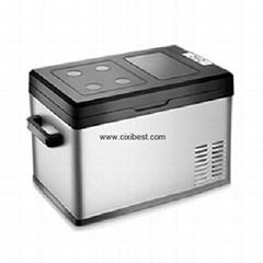 50L 12V 24V DC Car Fridge Car Freezer Car Refrigerator BF-204