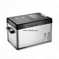 Compressor DC Automobile Fridge Freezer Refrigerator BF-203