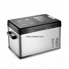 30L 12V 24V DC Car Freezer Car Refrigerator Car Fridge BF-202