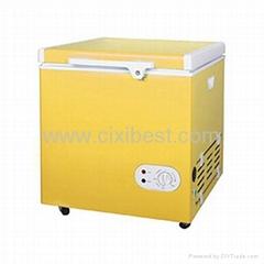 Solar DC Powered Chest Freezer Fridge Refrigerator BF-60