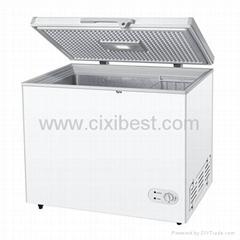 24V Solar Powered Chest Freezer Fridge Refrigerator BF-208