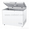 308 Liter Solar Chest DC Freezer Fridge Refrigerator  BF-308