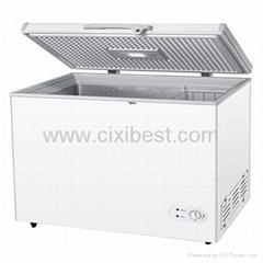 Solar Powered Chest  DC Fridge Refrigerator Freezer BF-358