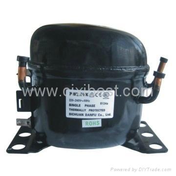 R134a LBP Danfu Compressor PW2.0VK