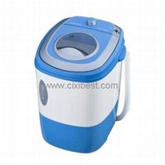 Single Tub Mini Clothes Washer Washing Machine XPB15-101