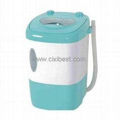 Single Tub Mini Washing Machine Clothes Washer XPB15-102