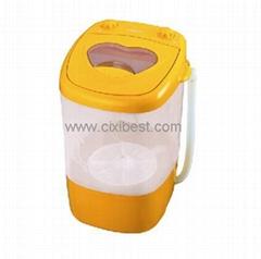 Single Tub Mini Clothes Washer Washing Machine XPB20-103