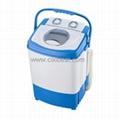 Electric Single Tub Mini Handle Washing Machine XPB25-104