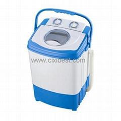 Handle Style Single Tub Mini Washing Machine XPB25-104