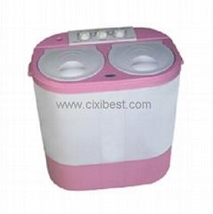 Twin Tub Mini Washing Machine Clothes Washer XPB20-105