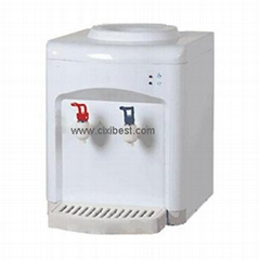 Cold and Hot Mini Bottle Water Dispenser Cooler YR-D22