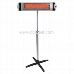 Electric Quartz Tube Heating Infrared Patio Heater Radiator BI-107