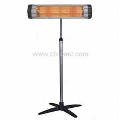 Floor Electric Quartz Tube Radiating Infrared Heater BI-103