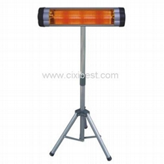 Standing Electric Quartz Tube Heating Far Infrared Heater BI-102