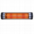 Wall Mounted Quartz Tube Infrared Patio Heater BI-101