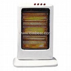 1200W Electric Halogen Heater Radiator BH-109
