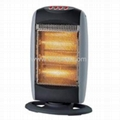 Electric Halogen Tube Heater Radiator