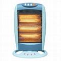 Electric Room Halogen Heater Radiator