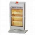 Electric Halogen Tube Radiator Heater