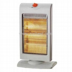 Electric Halogen Tube Radiator Heater BH-104