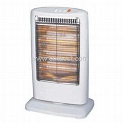 Slim Electric Halogen Heater Radiator BH-103