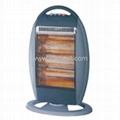 Electric Halogen Tube Heater Radiator