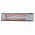 Ceiling Electric Space Quartz Heater BQ-106 1