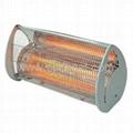 Electric Quartz Tube Radiating Heater