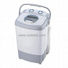 Handle Style Single Tub Mini Washing Machine XPB35-106