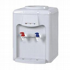 Cold And Hot Table Water Dispenser Water Cooler YR-D20