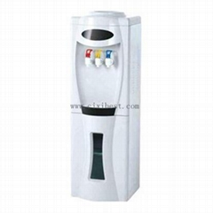 Three Faucet Vertical Bottled Water Dispenser YLRS-B7