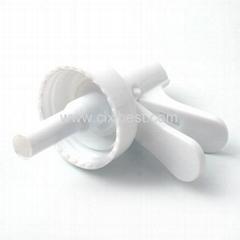 45mm Small Plastic Water Spout Aqua
