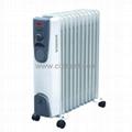 3 heat Setting Room Oil Filled Radiator